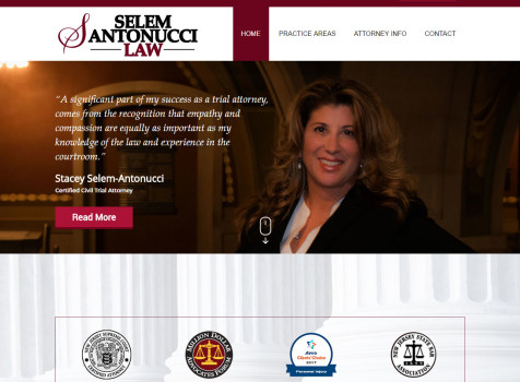 Customer Lawyer Website