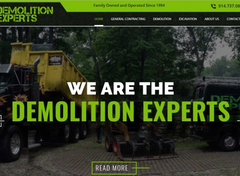 Demolition Experts NY